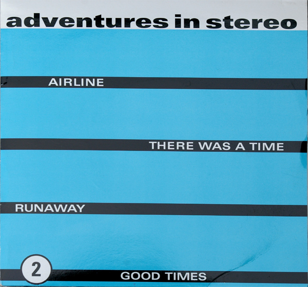 Adventures In Stereo : Airline