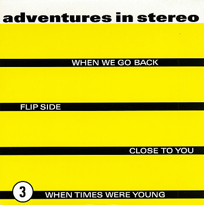Adventures In Stereo : When We Go Back