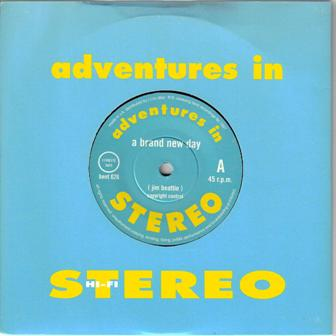 Adventures In Stereo : A Brand New Day