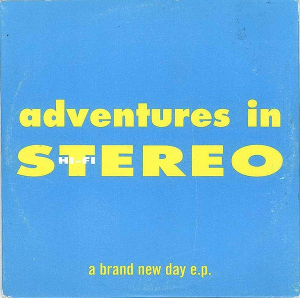 Adventures In Stereo : A Brand New Day CD